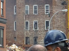 Aftermath (Goggla) Tags: new york nyc building window fire village manhattan explosion 45 gas east collapse 7th 7th123 1192nd 1212nd 2ndfdny2nd