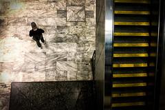 Random Snaps - 6 (Manzurur Rahman Khan) Tags: sanfrancisco station stairs muni