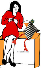 hendlrot1 (atelier MtR) Tags: chicken huhn bags taschen tschchen kulturbeutel kosmetiktschchen