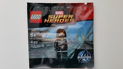 Lego Polybag The  Winter Soldier (NightwingNL) Tags: winter america bag soldier lego mini figure poly figures capt minifigures polybags