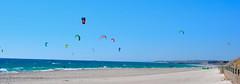 Kite Surfers off Perth (budd stanley) Tags: expedition desert offroad 4x4 australia 4wd perth budd westernaustralia northhead pinnacles toyotalandcruiser sandycape buddstanley