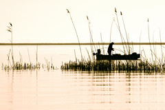 Balk (s_gulfidan) Tags: lake reed fisherman sedge 300faves saariysqualitypictures