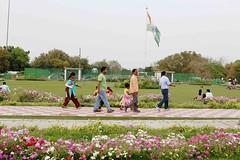 Patriotism (Mayank Austen Soofi) Tags: park india place flag patriotism connaught alal delhiw