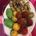 Thailandske frugter