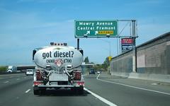 got it? (Riex) Tags: truck camion tanker gotmilk whimsical citerne s95 gotdiesel
