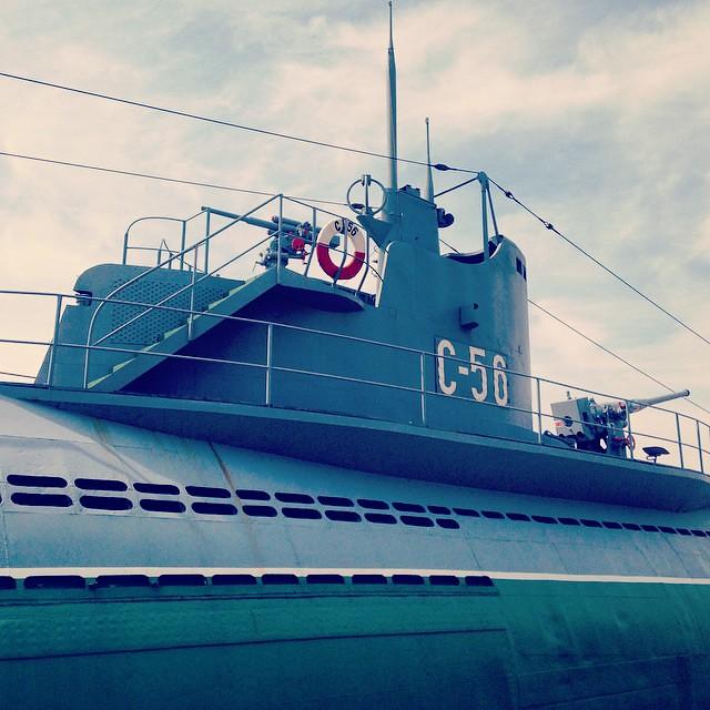 фото:     ...  ...   #Travel #Vladivostok #Russia #Владивосток #Submarine #Museum
