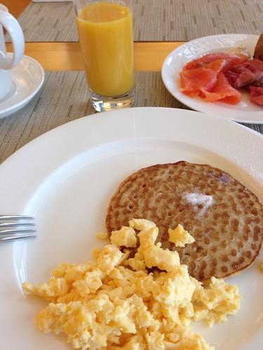 breakfeast first :-)