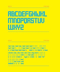 Smaq Typeface (Andreas Leonidou) Tags: typography design graphicdesign display decorative free font type typo fonts typeface typefaces typographic typedesign freefonts typographymania