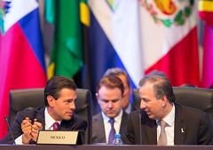 Primera Sesión Plenaria de la VII Cumbre de las Américas.