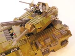 P1011696 (michaelkalkwarf) Tags: michael tank space halo marines spartan moc unsc kalkwarf