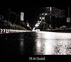 Emptiness! (@K-Art StudioS) Tags: road india candid kart casual raid chennai tamilnadu karthik rajiv omr mrts karthikc ganhdhi kartstudios karthikchandrasekar