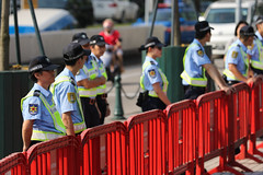 5-15-2016_Demonstration_MPA_8 (macauphotoagency) Tags: china new money streets outdoors university chief police government block macau demonstrations executive sai donations association chui macao on may15 protestants policeforce 5152016 newmacauassociation insatisfation