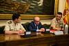 Visita al Senado de los participantes en CESEDEN 15