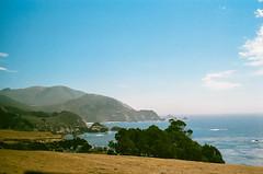 45460018 (danimyths) Tags: ocean california film beach water coast waterfront pacific roadtrip pch pacificocean westcoast californiacoast filmphotography pacificcostalhighway