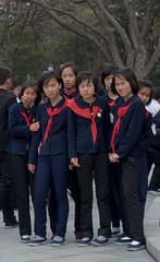 Maison de naissance de Kim Il Sung - Mangyngdae (jonathanung@ymail.com) Tags: lumix asia korea asie nord northkorea core dprk cm1 koryo kimilsung coredunord insidenorthkorea rpubliquepopulairedmocratiquedecore rpdc mangyngdae lumixcm1