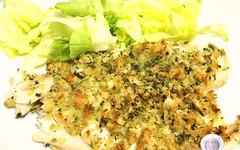 Ricetta filetto di cernia con panure mediterranea (RicetteItalia) Tags: cucina pesce ricette secondi