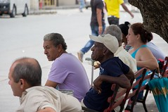 Bench time - part 5 (Marija Vujosevic) Tags: park parque people bench faces gente cuba banco kuba