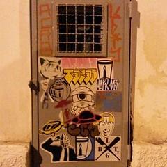 (MAISxCOR) Tags: brazil streetart sticker stickerart why dread bcd jhn artederua arteurbana acab lgbtt stickerslap stickerattack maiscor stickerporn marco13 ladiyni semchoronemvela tyllows