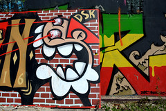 graffiti utrecht (wojofoto) Tags: holland graffiti utrecht nederland netherland hof grindbak wolfgangjosten kbtr wojofoto