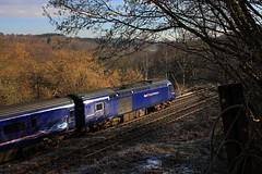 Winters Morning on Sapperton Bank (D1059) Tags: goldenvalley firstgreatwestern hst sapperton 43159 eastboundexpress