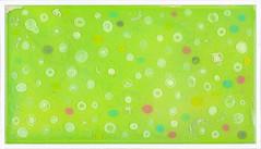 Microbes (Kazuhiro HIgashi) Tags: abstract green water painting dot simple microbe