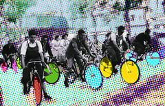 Pedal Fest 1941 (Doctor Tripper) Tags: barcelona bike festival vintage blog graphic publisher
