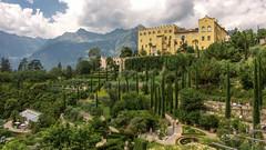 Schloss Trauttmansdorff (Matt H. Imaging) Tags: matthimaging sudtirol altoadige trauttmansdorff meran merano italy garden konicaminolta minolta dimage a2 dimagea2