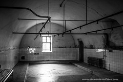 Showers (A.Nilssen Photography) Tags: camp shower konzentrationslager prison theresienstadt kl mala kz lager concentrationcamp gestapo terezin smallfortress pevnost