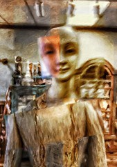 Shift (MikeCBowers) Tags: painterly leonardo iphone impresso iphoneography snapseed