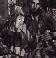 """""""I'm much more me when I'm with you."""" <3 (Roy Mildor CEO of RM ~Art of poses ~) Tags: love monochrome couple romance photograpy roymildor"""