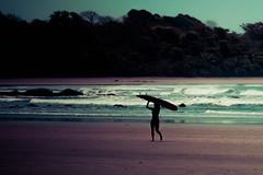 Veraguas Exercise (streese01) Tags: beach sport strand coast pacific surfing panama surfen santacatalina veraguas
