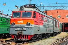 VL10-343 (zauralec) Tags: kurgan depot vl10343 элнектровоз локомотив поезд ржд rzd депо курган вл10 vl10 вл10343 343