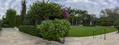 DSC07535NX5Na  Four Arts Gardens  2016 Paul Light (Paul Light) Tags: panorama garden florida courtyard panoramic photomerge palmbeach fourartsgardens reallyrightstuffpanokit