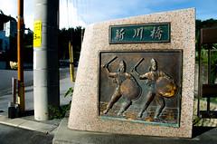 Okinawa bridge (Ryukyujin) Tags: bridge japan  okinawa   eisa ryukyu chatan arakawa