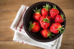 Strawberries (AlenaKogotkova) Tags: food strawberry foodphoto foodstyling