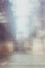 (pop archaeologist) Tags: city longexposure film vertical newjersey kodak newark railroadbridge pennstation portra400uc uncoatedlens baldabaldina
