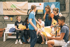 HarlemGrown-20 (United Nations International School) Tags: school students gardening farming volunteer unis composting harlemgrown