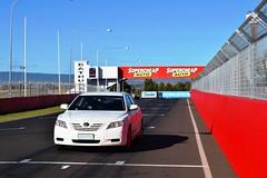 Bathurst Pole Position (mertie.) Tags: car pole toyota bathurst poleposition readysetgo mtpanorama mountpanorama greenlightracingnow