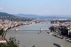 Up The Danube (I'm Anonymous K) Tags: bridge canon photography hungary budapest bridges housesofparliament parliament danube riverdanube capitolcity 700d canon700d margretsisland