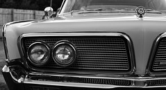 1964 chrysler imperial (jtr27) Tags: auto classic car canon 50mm automobile antique f14 sony maine newengland chrome imperial chrysler grille alpha radiator manualfocus a7 1964 csc fd ilce alpha7 nfd fdn motorland mirrorless jtr27 ilce7 dsc02403e