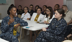 160629-N-SX983-093 (U.S. Pacific Fleet) Tags: philippines navy usn legazpi jointtraining jointoperations usnsmercy usnsmercytah19 pacificpartnership pp16 partnershipsmatter pacificpartnership16