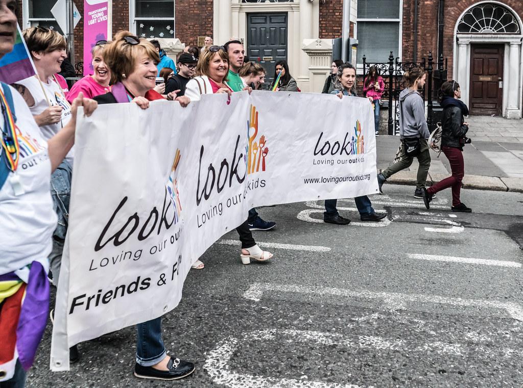 PRIDE PARADE AND FESTIVAL [DUBLIN 2016]-118104
