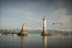 Lindau,Alemania (Art.Mary) Tags: water canon germany lago eau lac lindau alemania allemagne lagocontanza
