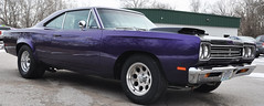 """1969 Plymouth Road Runner • <a style=""""font-size:0.8em;"""" href=""""http://www.flickr.com/photos/85572005@N00/16182534544/"""" target=""""_blank"""">View on Flickr</a>"""