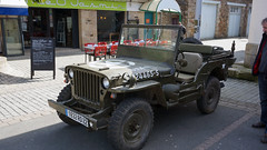 JEEP WILLYS (claude 22) Tags: paimpol avag véhicules anciens jeep willys carscarscars claude22 cars voitures fahrzeuge automobili
