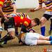 Haagsche RC - Junioren 1 (21-03-2015) 014