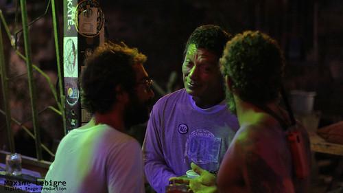 Fishermans chat - Nicaragua