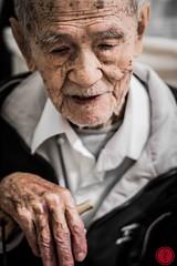 V Kenzou (Gabriel Imakawa) Tags: asian japanese elder granfather jichan