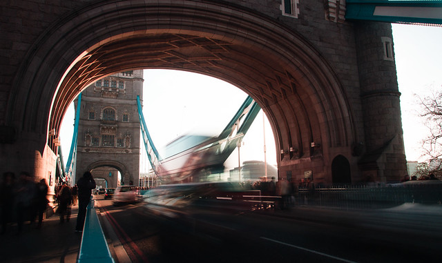 Tower Bridge Traffic II