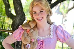 Rapunzel (Disneyland_lover) Tags: disneyland disney rapunzel tangled disneycastmembers disneyphotography disneyperformers disneyrapunzel disneyprincessrapunzel